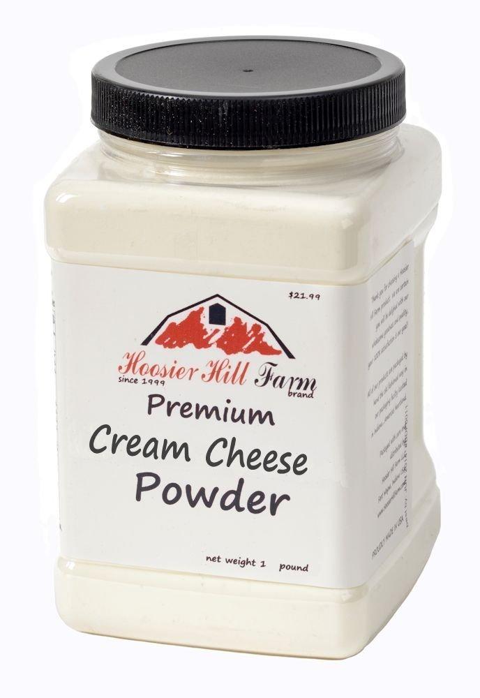 Cream Cheese powder, 1 Lb. by Hoosier Hill Farm