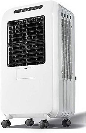 Opinión sobre WMLHOME Ventilador para el hogar y la Oficina Control Remoto Refrigeración por Agua Ahorro de energía Aire frío frío Recirculación Refrigerador Aire Acondicionado silencioso Que Ahorra energía