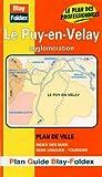 Plan de ville : Le Puy (avec un index)