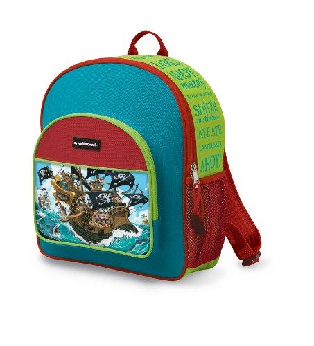 Crocodile Creek Pirate Backpack