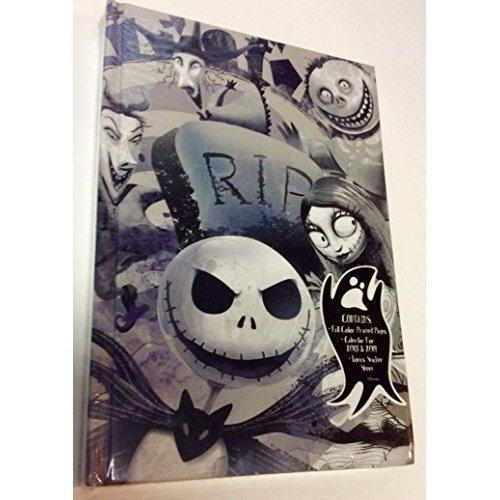 Tim Burtons Nightmare Before Christmas 2018 and 2019 Journal Diary and Stickers by Tim Burton's Nightmare Before Christmas