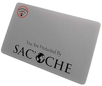 Carte Bancaire Nfc.Carte Anti Rfid Nfc Protection Carte Bancaire Sans Contact Anti Piratage Gris