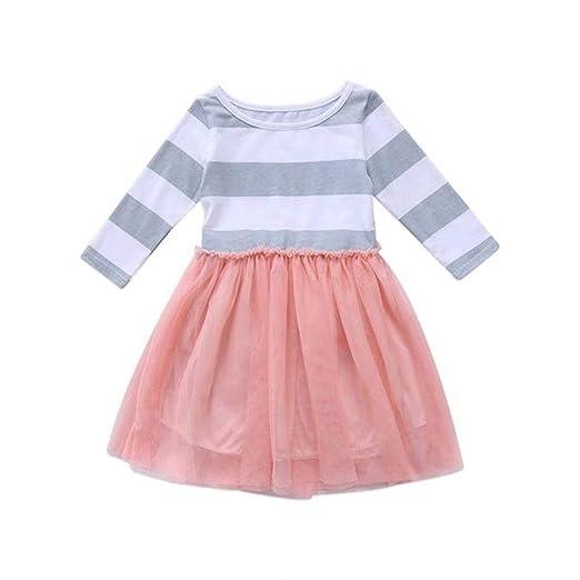 77831101e 2Pcs Skirt Set Toddler Baby Girls Tutu Dress Outfit Birthday Gift Short  Sleeves T-Shirt