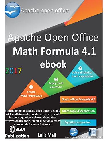 Amazon com: Apache open office Formula 4 1 eBook