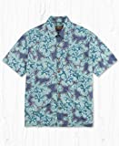 Kahala Men's Raiatea Short-Sleeve Woven Shirt