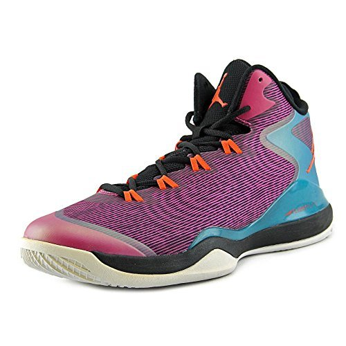 Jordan 10 Fusion - Nike Jordan Mens Jordan Super.Fly 3 Basketball Shoe (uk 9 us 10 EU 44, Fusion Pink/Electric Orange/Black/Tropical Teal)