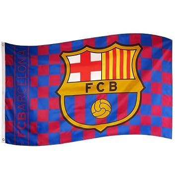 F.C Barcelona Flag CQ