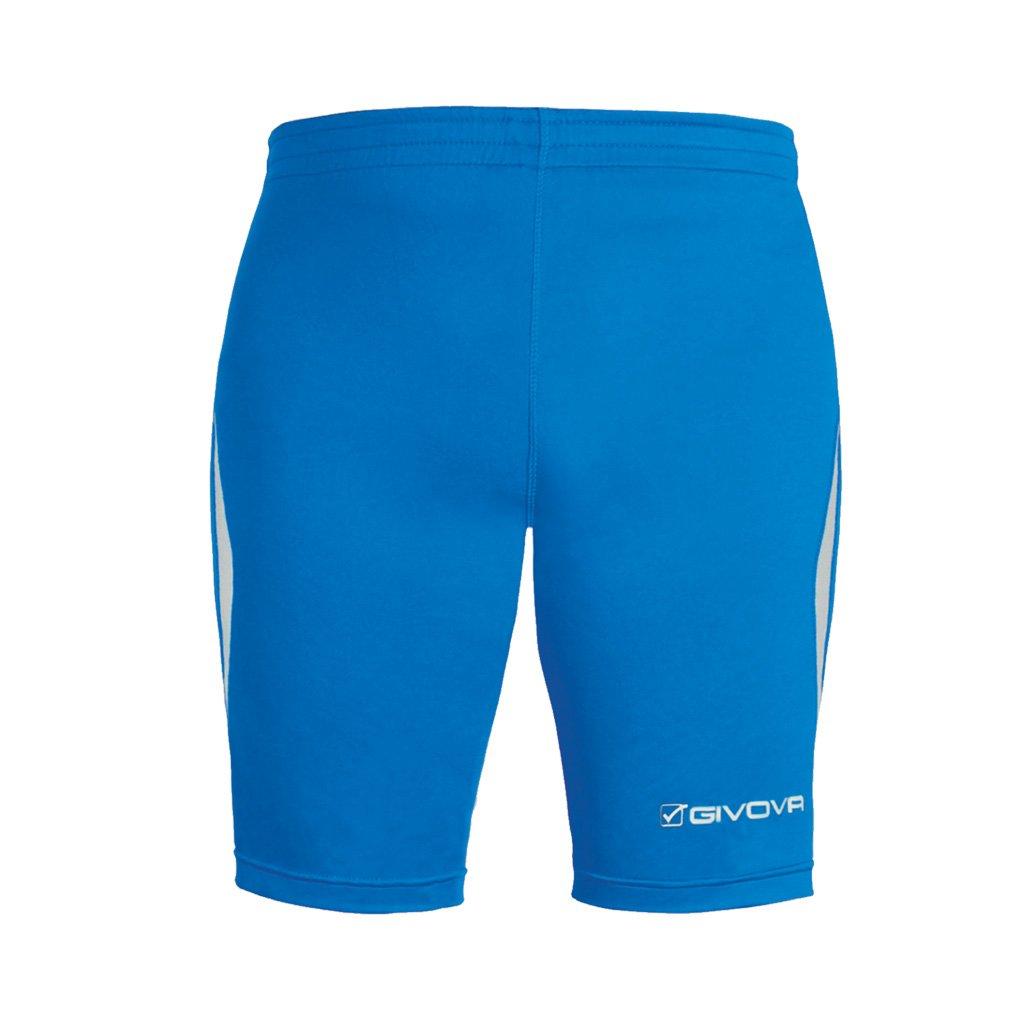 Givova, running short, azul, S