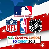 U.S. Sports Logos To Color 201