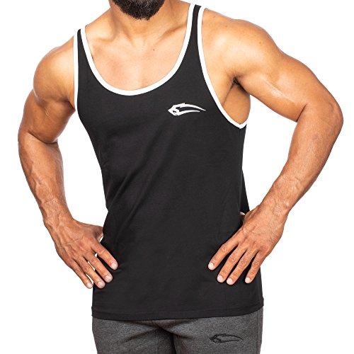 online zu verkaufen billigsten Verkauf großer Lagerverkauf SMILODOX Tank Top Herren | Muskelshirt ideal für Sport Gym Fitness &  Bodybuilding | Muscle Shirt - Stringer - Tanktop - Unterhemd - Achselshirt  - ...