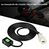 Gear Indicator - Keenso Waterproof Motorcycle ECU