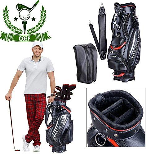 Air Hybrid Golf Carry Bag - 9