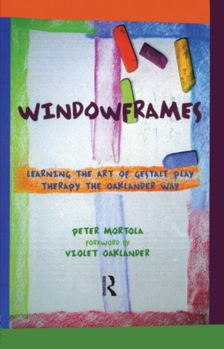 Windowframes: Learning the Art of Gestalt Play Therapy the Oaklander Way