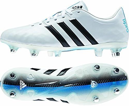 adidas Adipure 11 Pro XTRX SG – Botas de fútbol, hombre, White