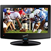 Supersonic SC-1511 LED LCD HDTV 15 Widescreen W/HDMI & USB Inputs Consumer Electronics