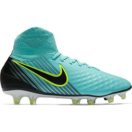 Nike Womens Magista Orden II FG - (Light Aqua/Black-Igloo White) (9)