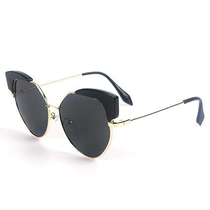 LBY Gafas De Sol Polarizadas para Mujer Vintage Classic 100% UV400 Gafas De Sol Protectoras