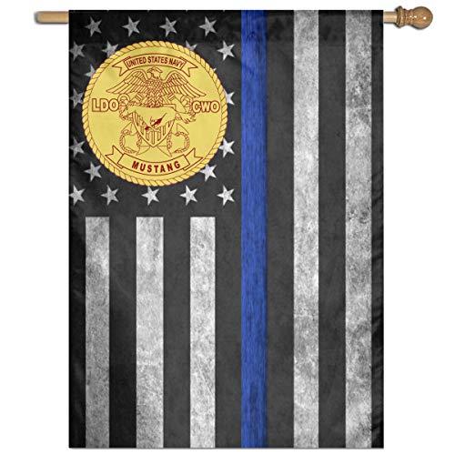 Us Navy Mustang Logo Yard Banner Flags Springtime 27