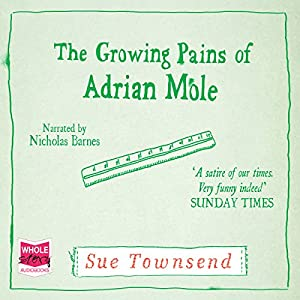 The Growing Pains of Adrian Mole Audiobook