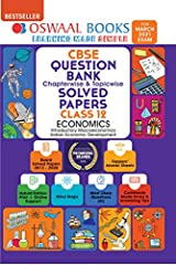 Oswaal CBSE Question Bank Chapterwise & Topicwise Solved Papers Class 12, Economics (For 2021 Exam) Kindle Edition