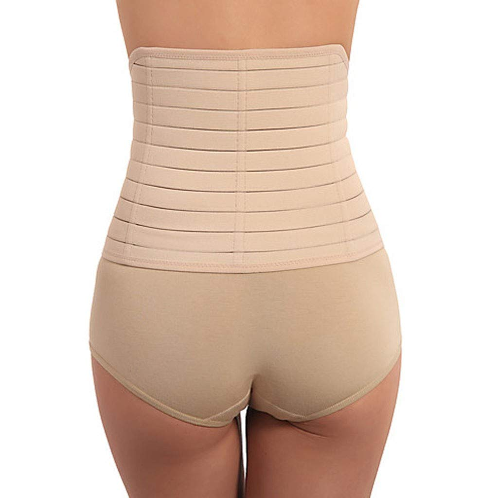 KLFGJ Women Shapewear Plus Size Seamless Waist Trainer Weight Loss Hourglass Shaper Girdle
