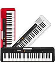 Casio Casiotone, 61-Key Portable Keyboard (CT-S200BK)
