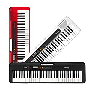 Casio proudly presents the next generation of Casio tone keyboards. Featuring 400 tones and 75 rhythms, the Casio tone ct-s200 is the perfect first step, The perfect gift, and the perfect way to have fun making music. The ct-s200 also lets you expres...