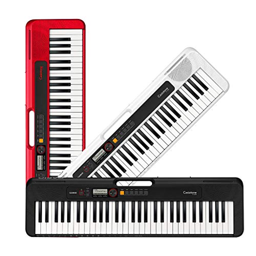 Casio Casiotone, 61-Key Portable Keyboard (CT-S200WE)
