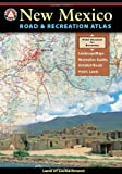 New Mexico Road and Recreation Atlas - 6th Edition, Benchmark Maps (Firm), 0929591119