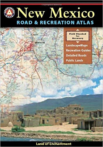 New mexico road and recreation atlas benchmark atlas benchmark new mexico road and recreation atlas benchmark atlas benchmark maps firm benchmark maps 9780929591117 amazon books gumiabroncs Choice Image