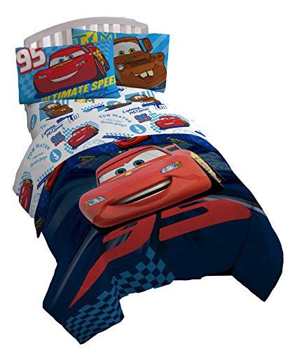 Price comparison product image Disney/Pixar Cars Ultimate Speed 3 Piece Twin Sheet Set, 3