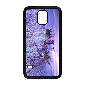 Frozen practical fashion lovely Phone Case for Samsung Galaxy S5