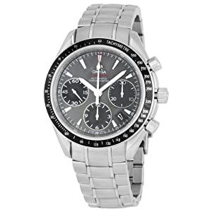 Omega Men's 323.30.40.40.06.001 Speedmaster Stainless Steel Watch