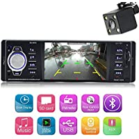 4.1 inch single din Car Mp5 player with bluetooth Car Audio Video player FM Radio Car stereo reciverer Support USB/SD Remote Control ¡­