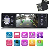 4.1 inch single din Car Mp5 player with bluetooth Car Audio Video player FM Radio Car stereo reciverer Support USB/SD Remote Control