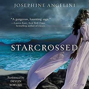 Starcrossed Audiobook
