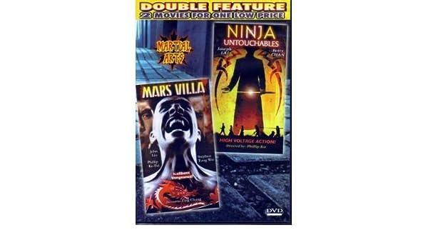 Mars Villa / Ninja Untouchables by John Liu: Amazon.es: John ...