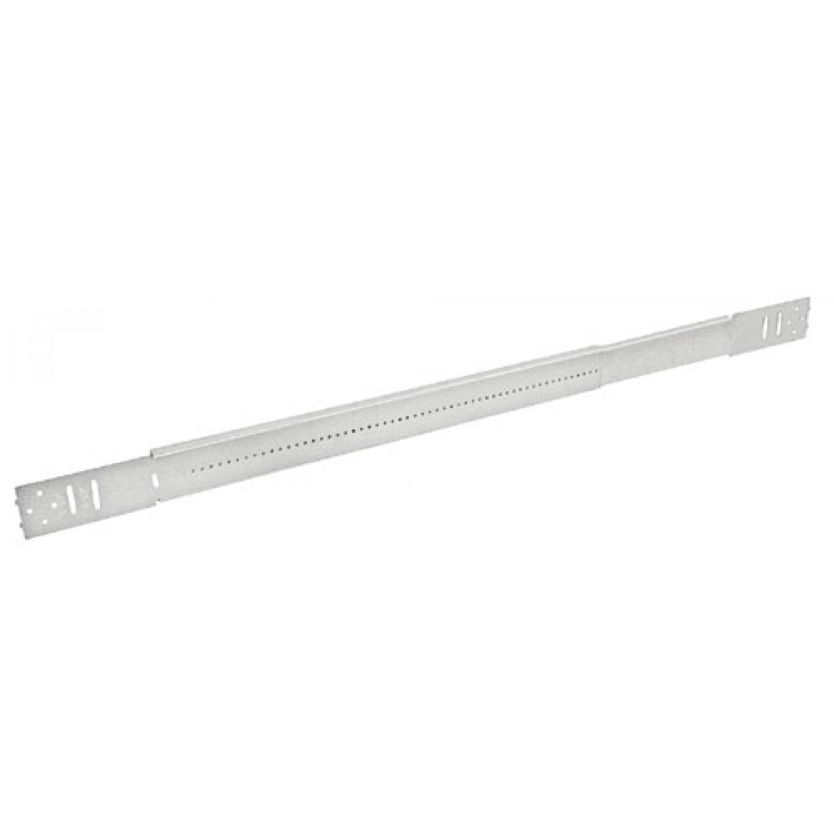 10 Pcs, Galvanized Steel Adjustable Length Box Bar Hanger, 15 to 26-1/2 In For Ceiling Joists Or Wall Studs