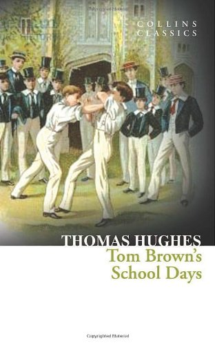 Book cover for Tom Brown's School Days