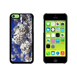 Cherry Blossoms Snap On Hard Protective Case for Apple iPhone 6 4.7 - Black WANGJING JINDA