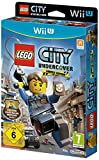 Wii U Lego city Undercover + Figur (limited Edition)