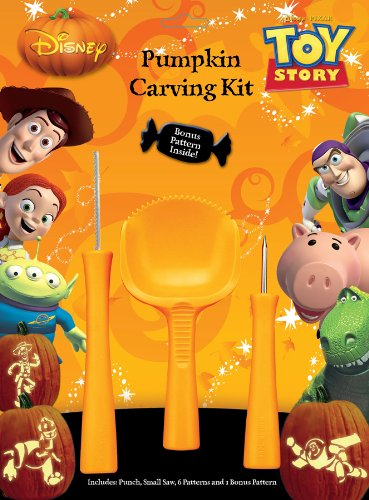 Paper Magic Group Disney/Pixar Toy Story Pumpkin Carving Kit (Paper Magic Group Costumes)
