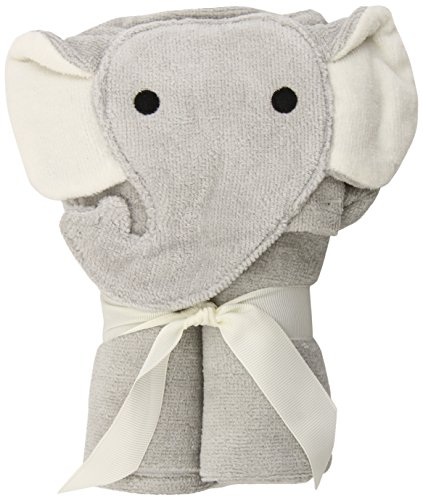 Elegant Baby Hooded Towel Elephant