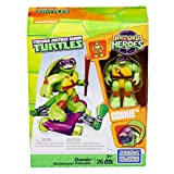 Mega Construx Teenage Mutant Ninja Turtles Half-Shell Heroes Donnie with Skateboard