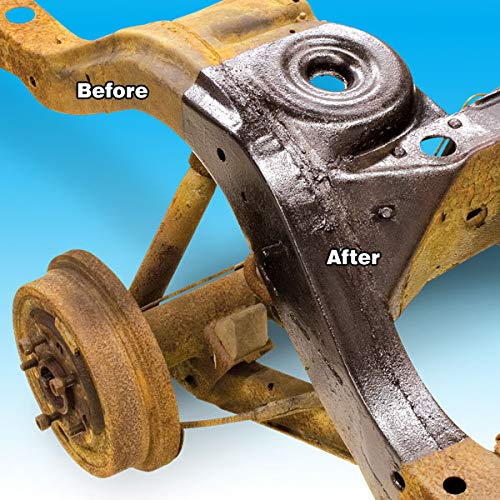 Eastwood One Quart Rust Converter Metal Grade Rust Repair Changes Rust Into an Inert Protective Coating Stop Residual Rust