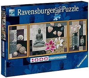 Ravensburger 19992 - Wellness - 1000 Teile Triptychon 1000 Teile Puzzle