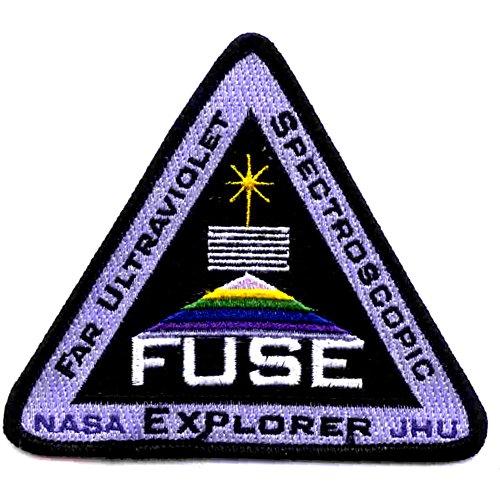 SP-263A NASA Delta II Rocket With Far Ultraviolet Spectrocoptic Telescope Patch ()