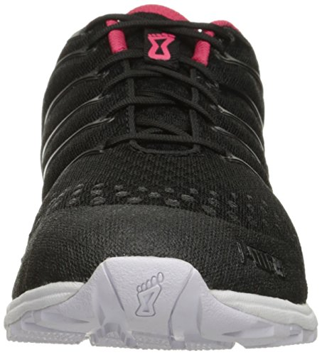 Inov-8 Womens F-Lite 195 Cross-Trainer Shoe Black/Pink/White Z8TPX