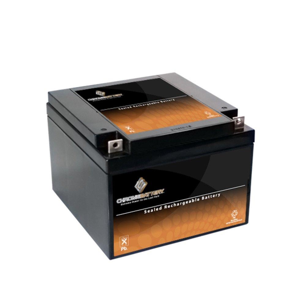 12V 26AH Sealed Lead Acid (SLA) Battery for AGM Universal