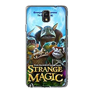 AlissaDubois Samsung Galaxy Note3 Perfect Hard Phone Cases Customized High Resolution Cartoon Movie 2015 Skin [ltq7112okEM]